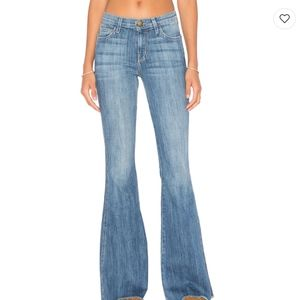 Current/Elliott The High Rise Low Bell Jean, Tall!